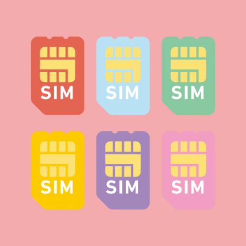 【初心者向け】自分に合った格安SIMってどれ?自分にあったSIMが分かるチャート付き
